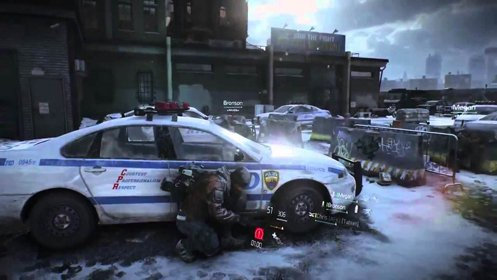 Скриншот Tom Clancy's The Division №2