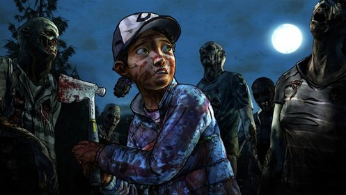 Скриншот The Walking Dead: Season 2 №1