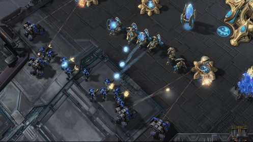 Скриншот StarCraft 2: Legacy of the Void №1