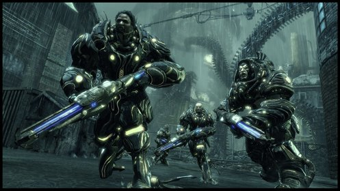 Скриншот Unreal Tournament 3 Black №3