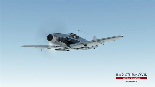 Скриншот IL-2 Sturmovik: Battle of Stalingrad №2
