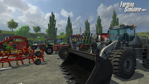 Скриншот Farming Simulator 2013 DLCs Pack №2