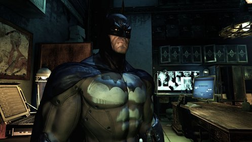Скриншот Batman: Arkham Asylum Game of the Year Edition №2