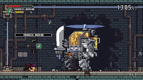 Скриншот Mercenary Kings: Reloaded Edition №3