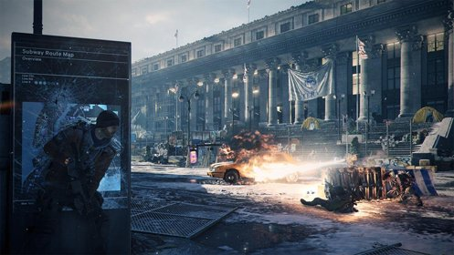 Скриншот Tom Clancy's The Division - Season Pass №1