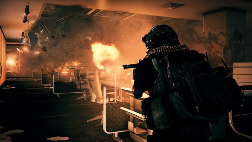 Скриншот Battlefield 3: Close Quarters №1