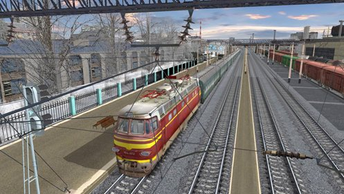 Скриншот Trainz Simulator 12 №1