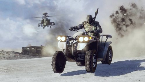 Скриншот Battlefield: Bad Company 2 №2