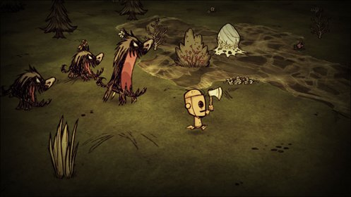 Скриншот Don't Starve Together №2