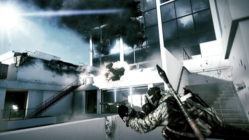 Скриншот Battlefield 3: Close Quarters №3