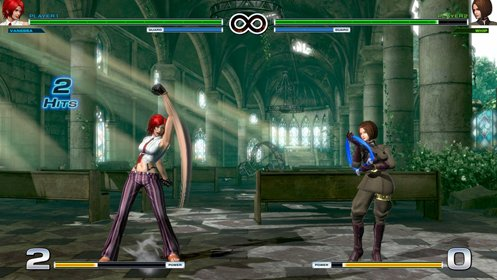 Скриншот THE KING OF FIGHTERS XIV STEAM EDITION №2
