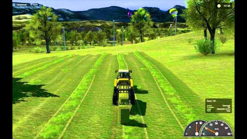 Скриншот Agricultural Simulator 2011: Extended Edition №1