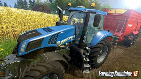 Скриншот Farming Simulator 15 №1