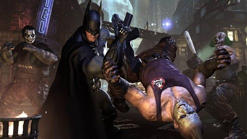 Скриншот Batman: Arkham City - Game of the Year Edition №2