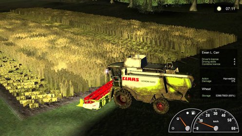 Скриншот Agricultural Simulator 2011: Extended Edition №3