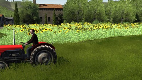 Скриншот Agricultural Simulator: Historical Farming №2