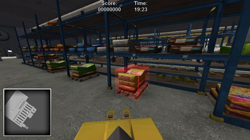 Скриншот Warehouse and Logistics Simulator №2
