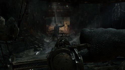 Скриншот Metro: Last Light Redux №1