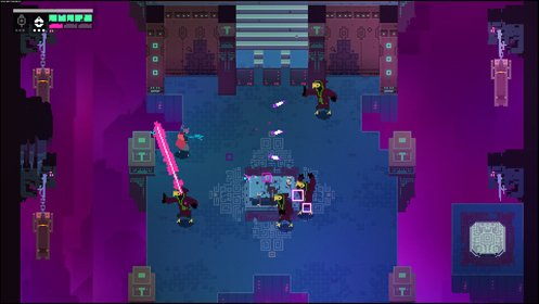 Скриншот Hyper Light Drifter №3