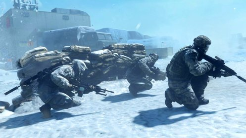 Скриншот Tom Clancy's Ghost Recon: Future Soldier - Arctic Strike №2