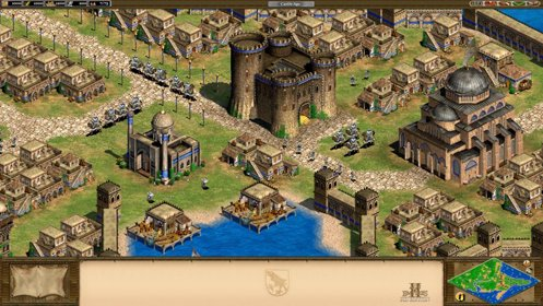 Скриншот Age of Empires 2 HD №1