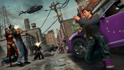 Скриншот Saints Row: The Third - The Full Package №1