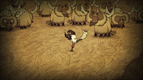 Скриншот Don't Starve Together №1