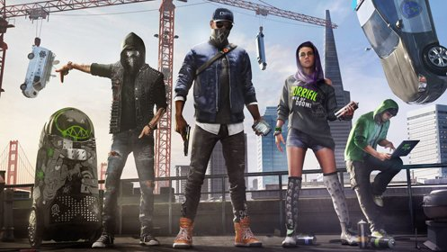 Скриншот Watch Dogs 2 №2