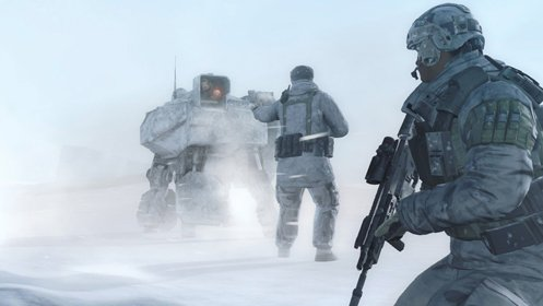 Скриншот Tom Clancy's Ghost Recon: Future Soldier - Arctic Strike №3