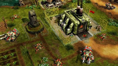 Скриншот Command & Conquer: Red Alert 3 №3