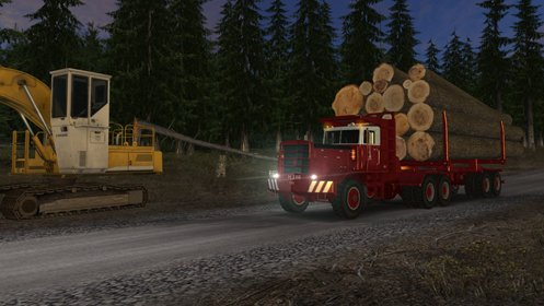 Скриншот 18 Wheels of Steel: American Long Haul №3