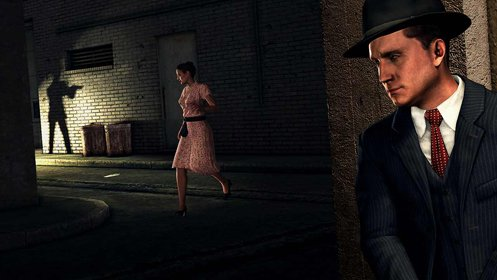 Скриншот L.A. Noire: The Complete Edition №3