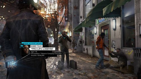 Скриншот Watch Dogs Special Edition №2