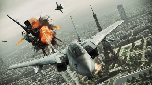 Скриншот Ace Combat Assault Horizon - Enhanced Edition №3