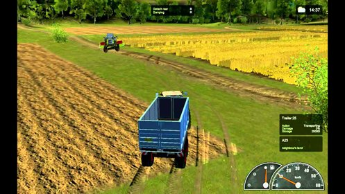 Скриншот Agricultural Simulator 2011: Extended Edition №2