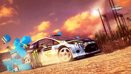 Скриншот DiRT Showdown №1