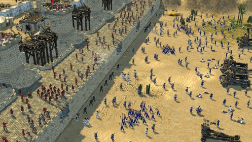 Скриншот Stronghold Crusader 2 №3