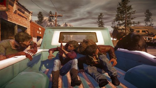 Скриншот State of Decay: YOSE Day One Edition №3