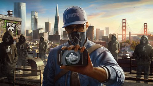 Скриншот Watch Dogs 2 Deluxe Edition №3