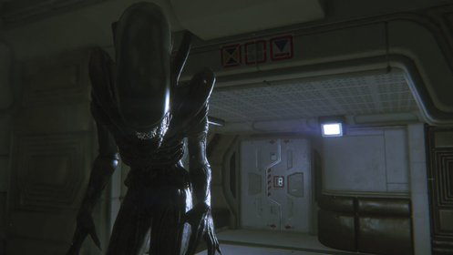 Скриншот Alien: Isolation – The Trigger №3
