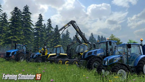 Скриншот Farming Simulator 15 №2
