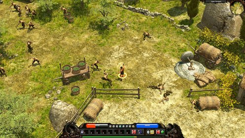 Скриншот Titan Quest Gold №3