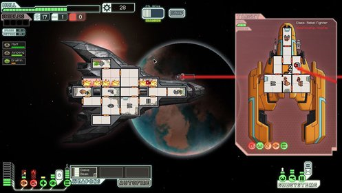 Скриншот FTL: Faster Than Light №3