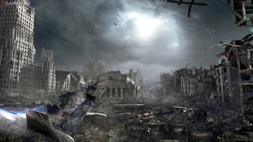 Скриншот Metro: Last Light Redux №2