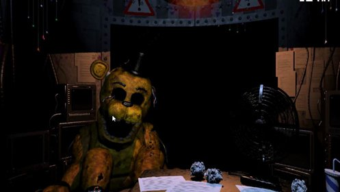 Скриншот Five Nights at Freddy's 2 №3