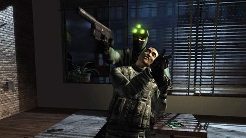 Скриншот Tom Clancy's Splinter Cell: Chaos Theory №2