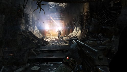 Скриншот Metro: Last Light Redux №3