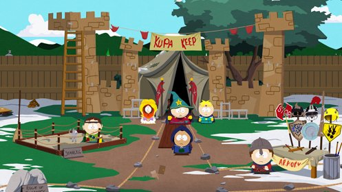 Скриншот South Park: The Stick of Truth №3
