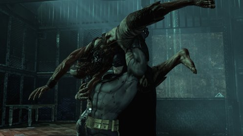 Скриншот Batman: Arkham City - Game of the Year Edition №3