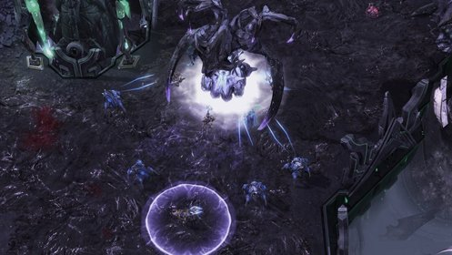 Скриншот StarCraft 2: Legacy of the Void №3